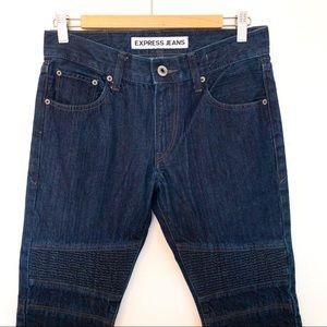 Express Men Size 28x30 Jeans Rocco Slim Fit